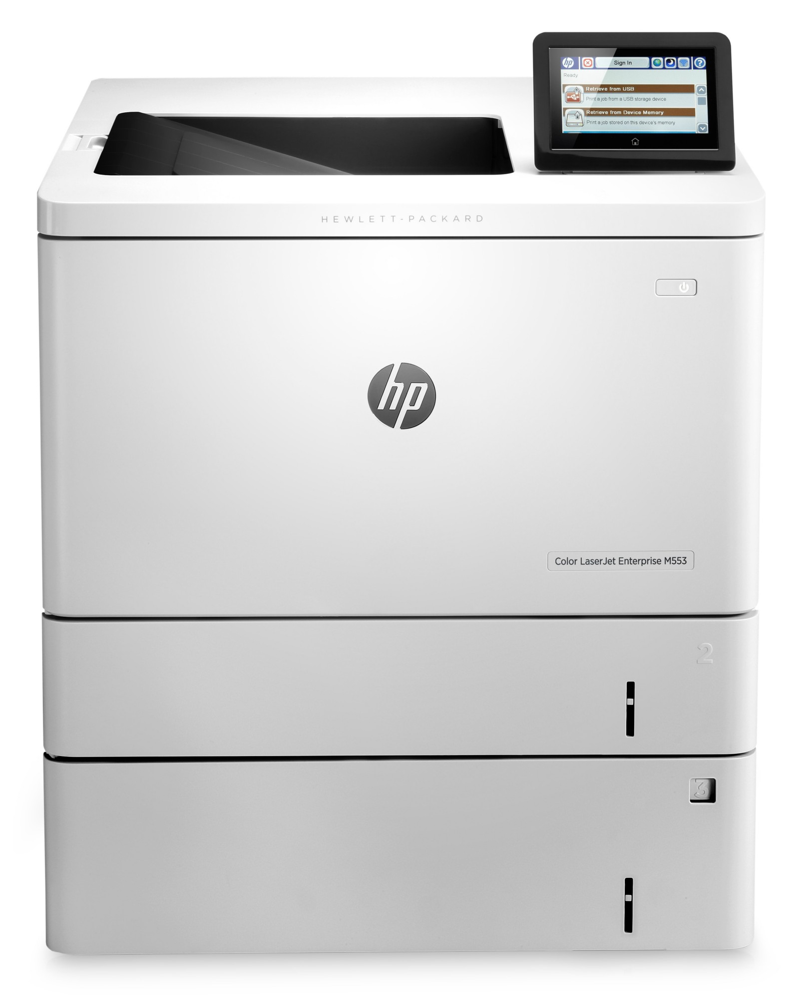HP B5L26A#B19 LASERJET COLOR ENTERPRISE M553X COLOUR 1200 X 1200DPI A4