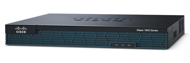 CISCO CISCO1921/K9 1921 ETHERNET LAN MULTICOLOUR WIRED ROUTER