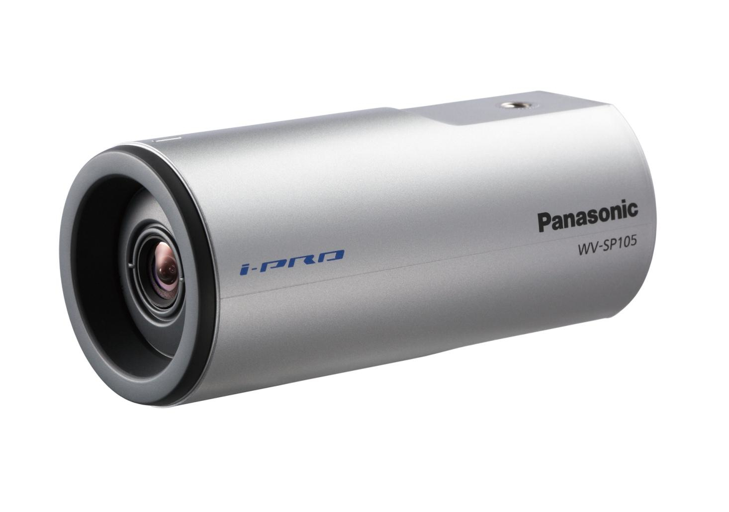 PANASONIC WV-SP105 INDOOR WHITE 1280 X 960PIXELS SECURITY CAMERA