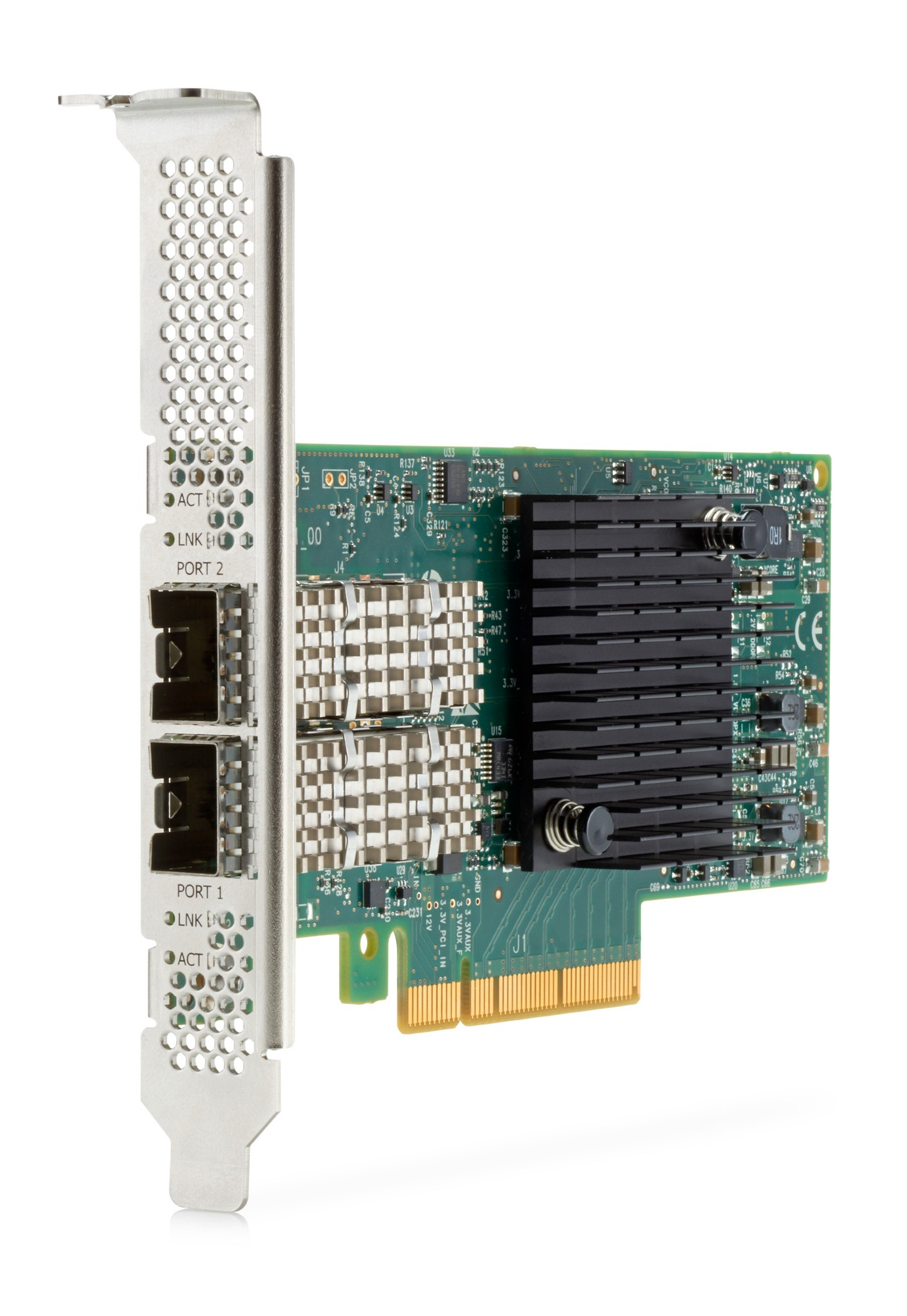 HPE 817753-B21 ETHERNET 10/25GB 2-PORT 640SFP28 INTERNAL 100000 MBIT/S