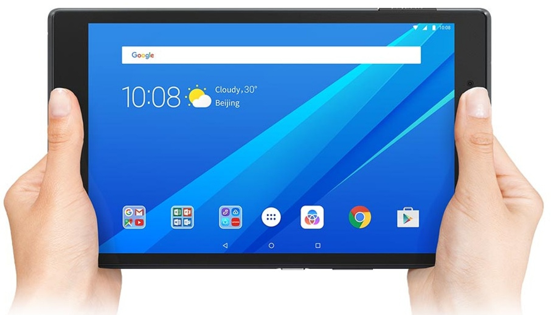 LENOVO ZA2B0040DE TAB 4 8 16GB BLACK TABLET