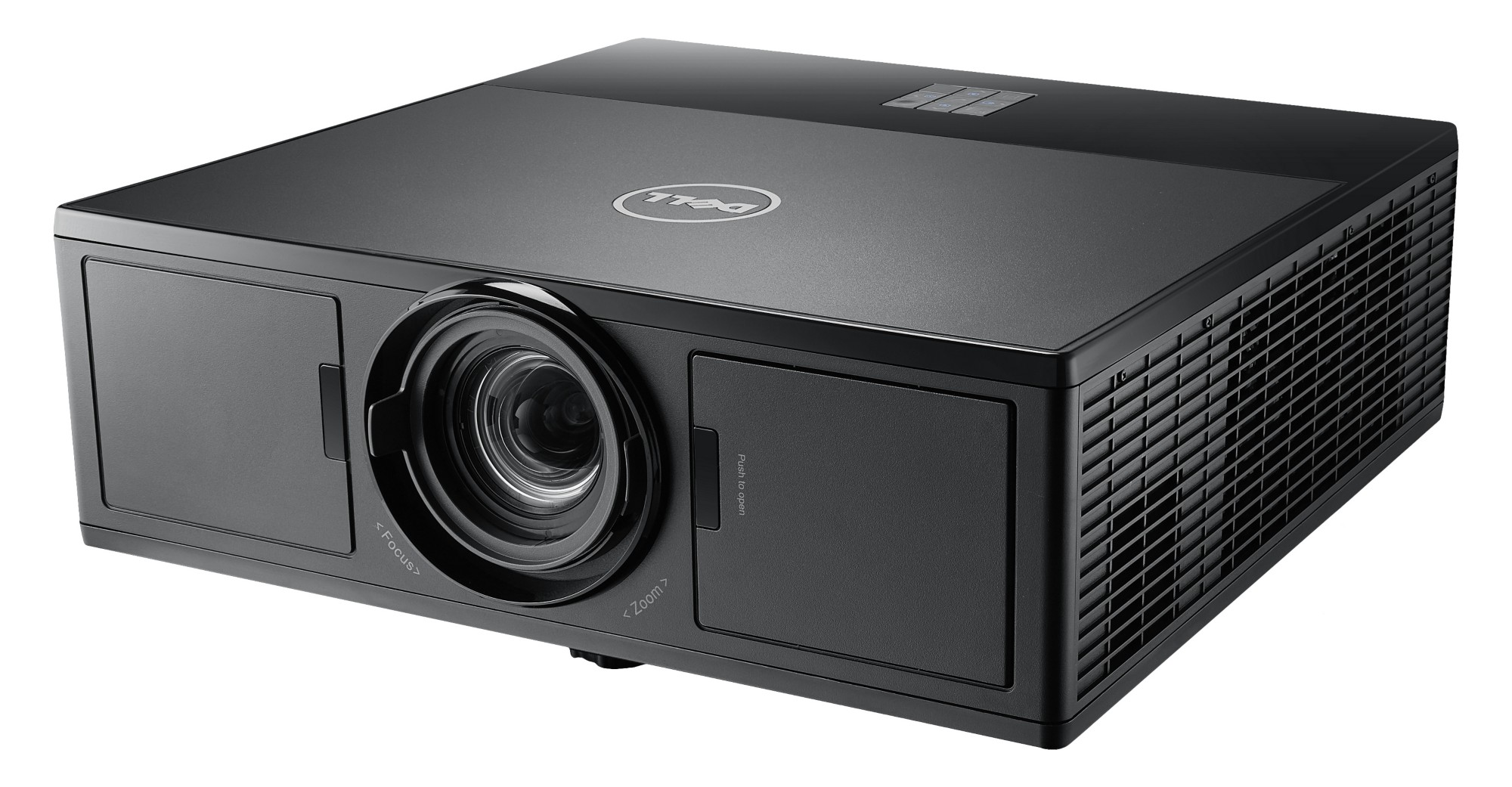 DELL 7760 DATA PROJECTOR 5400 ANSI LUMENS DLP 1080P (1920X1080) 3D DESKTOP BLACK