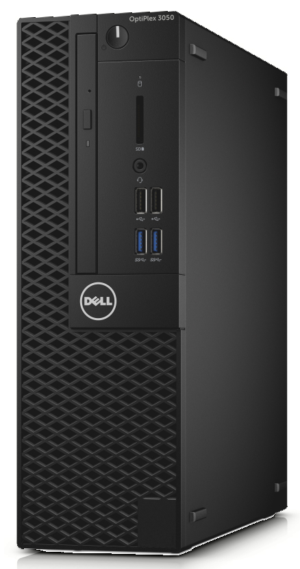 DELL 3KPRW OPTIPLEX 3050 3.9GHZ I3-7100 SFF BLACK PC