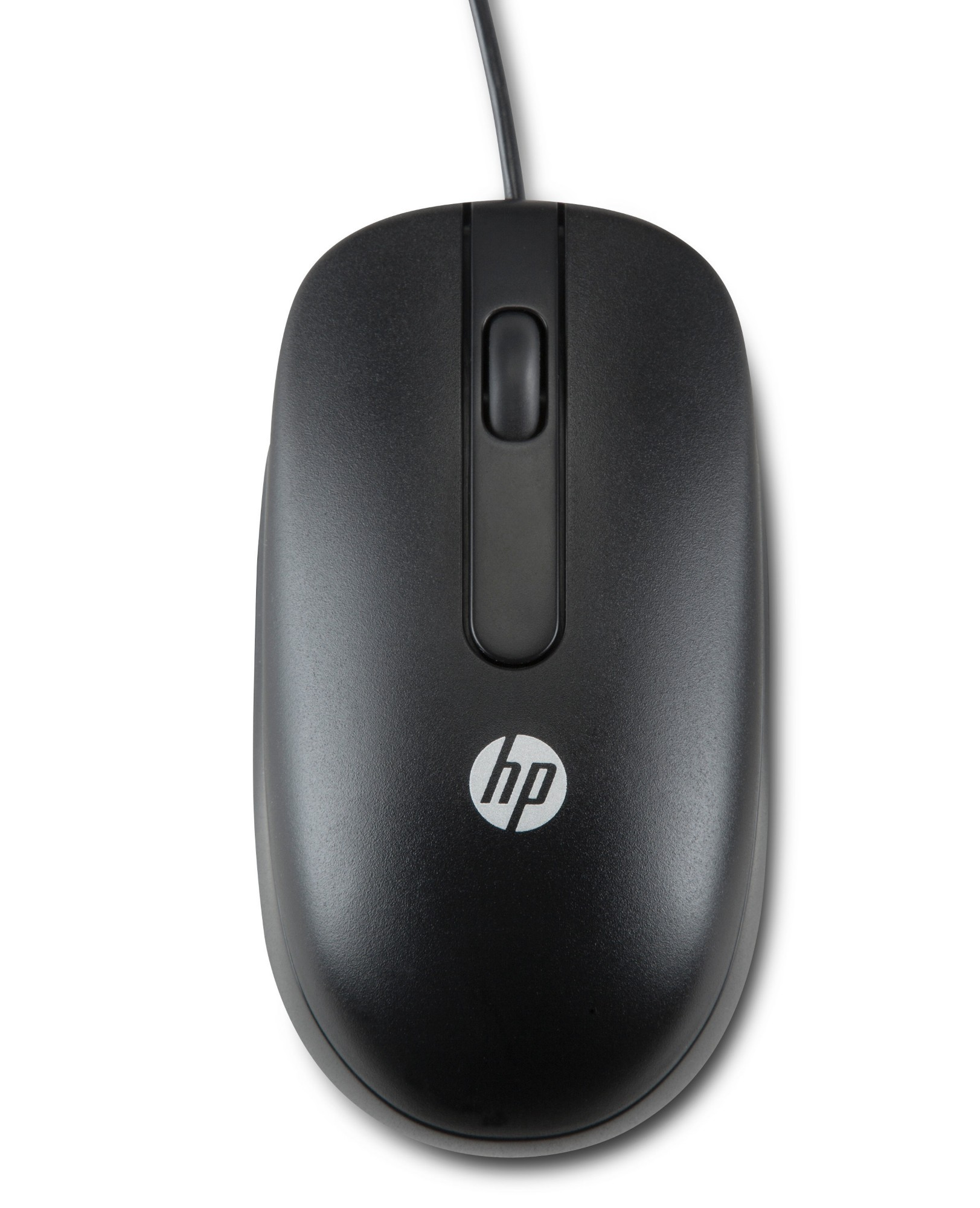 HP QY777AT USB OPTICAL SCROLL MOUSE 800DPI AMBIDEXTROUS BLACK MICE