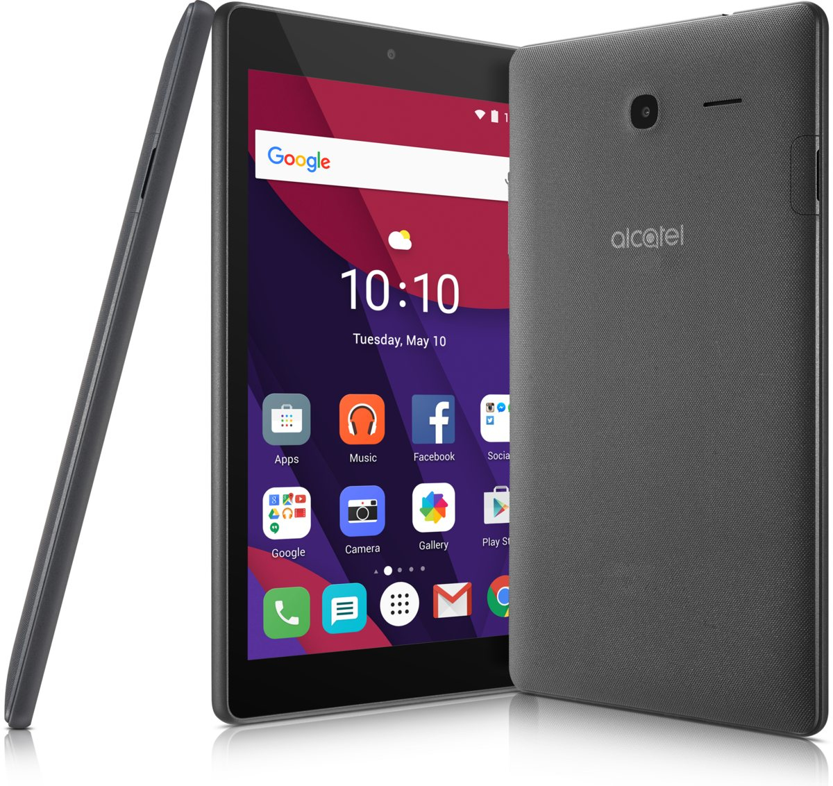 ALCATEL 8063-3CALGB1 ONE TOUCH PIXI 4 TABLET MEDIATEK MT8321 8 GB GREY