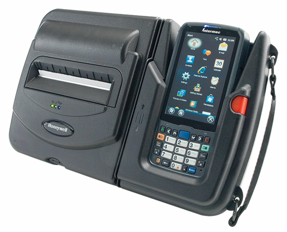 DATAMAX O'NEIL (BY HONEYWELL) 200540-100 PRINTPAD DIRECT THERMAL MOBILE PRINTER 203 X 2