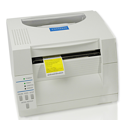 CITIZEN 1000816P CL-S521 DIRECT THERMAL POS PRINTER 203 X 203DPI