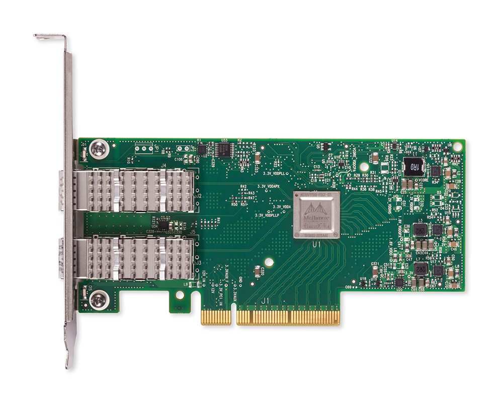 MELLANOX TECHNOLOGIES MCX4121A-ACAT INTERNAL FIBER NETWORKING CARD