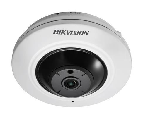 HIKVISION DS-2CD2955FWD-IS IP SECURITY CAMERA INDOOR DOME WHITE 2560 X 1920PIXELS