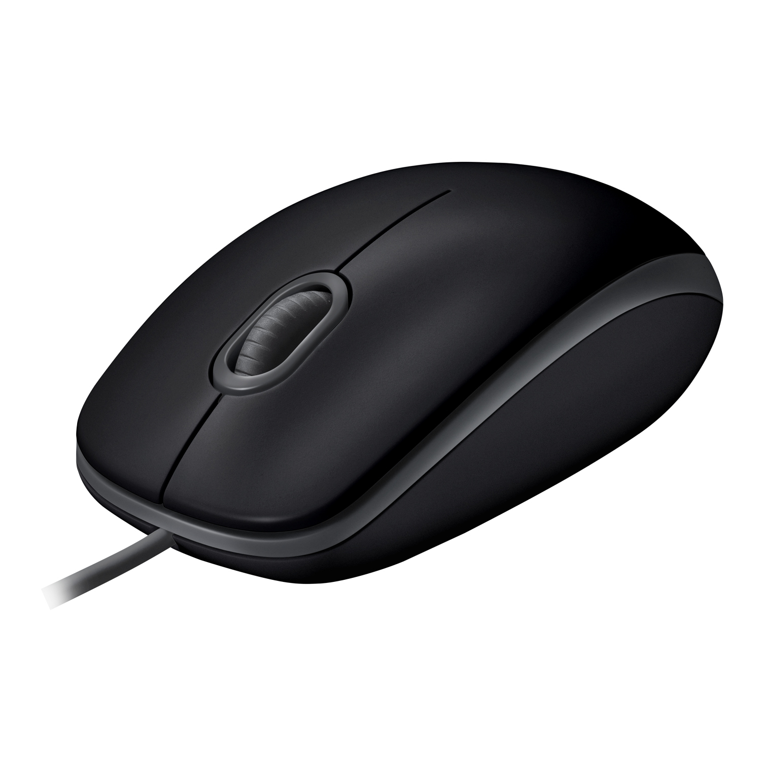 LOGITECH 910-005508 B110 MICE USB OPTICAL 1000 DPI AMBIDEXTROUS BLACK