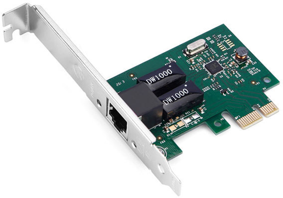 MICROCONNECT MC-DR8111E NETWORKING CARD INTERNAL ETHERNET 1000 MBIT/S