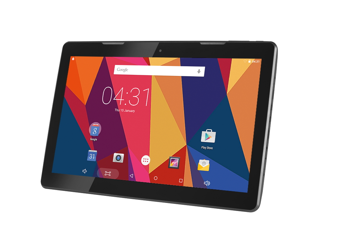 HANNSPREE SN14TP1B HANNSPAD 133 TITAN 2 16GB BLACK TABLET