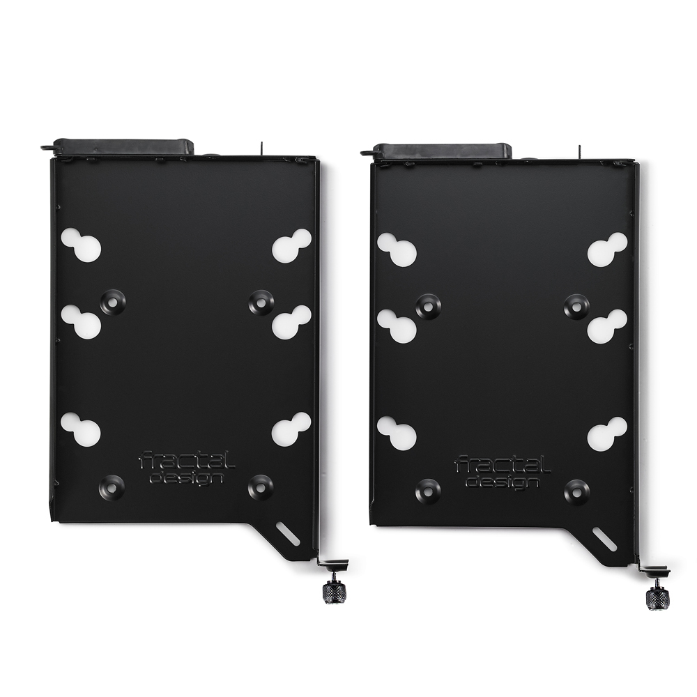 FRACTAL DESIGN FD-ACC-HDD-A-BK-2P HDD DRIVE TRAY KIT - TYPE A BLACK