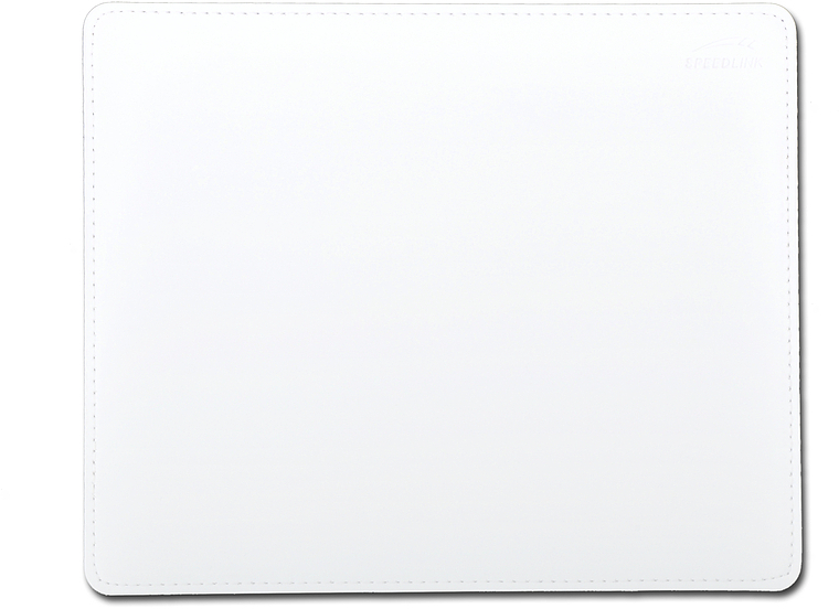 SPEEDLINK SL-6243-LWT WHITE MOUSE PAD