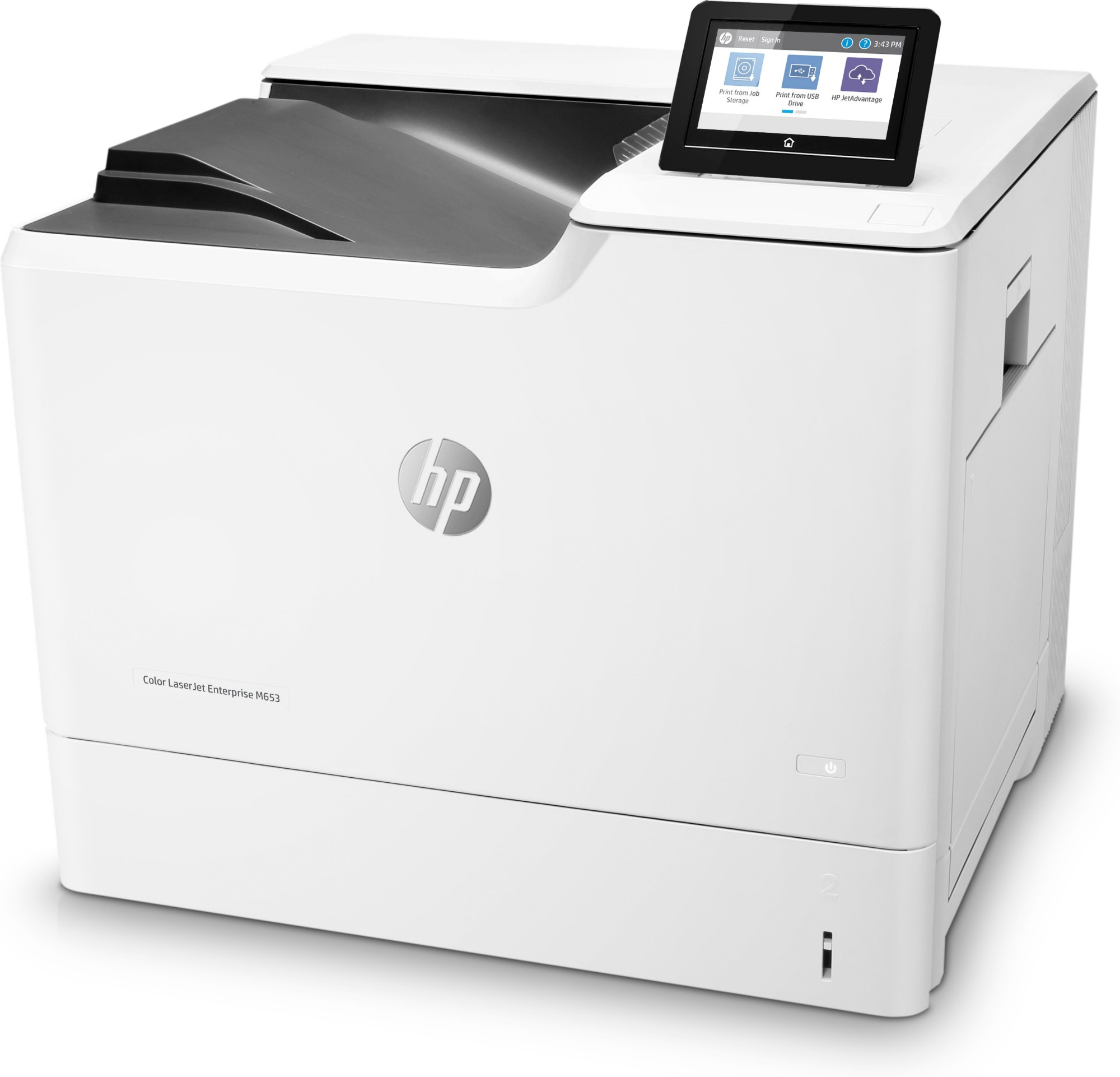 HP J8A04A#B19 LASERJET ENTERPRISE M653DN COLOUR 1200 X 1200DPI A4