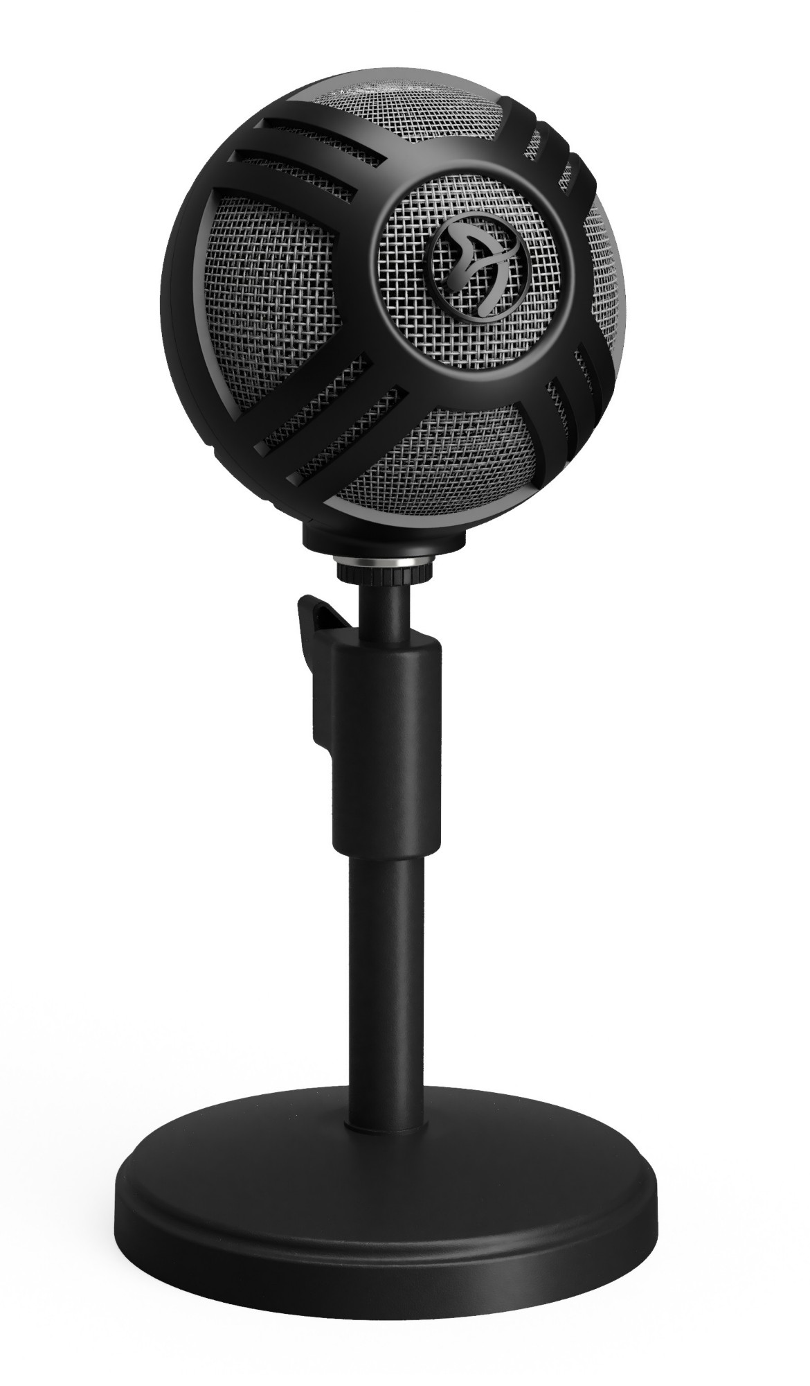 AROZZI SFERA-PRO-BLACK SFERA PRO TABLE MICROPHONE WIRED BLACK
