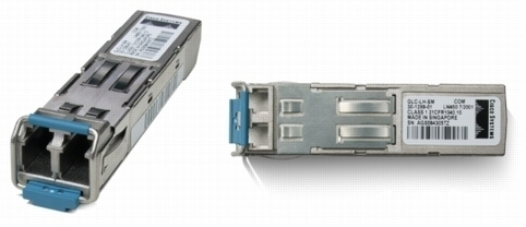 CISCO GLC-SX-MM-RGD= GLC-SX-MM-RGD 1000MBIT/S NETWORK MEDIA CONVERTER