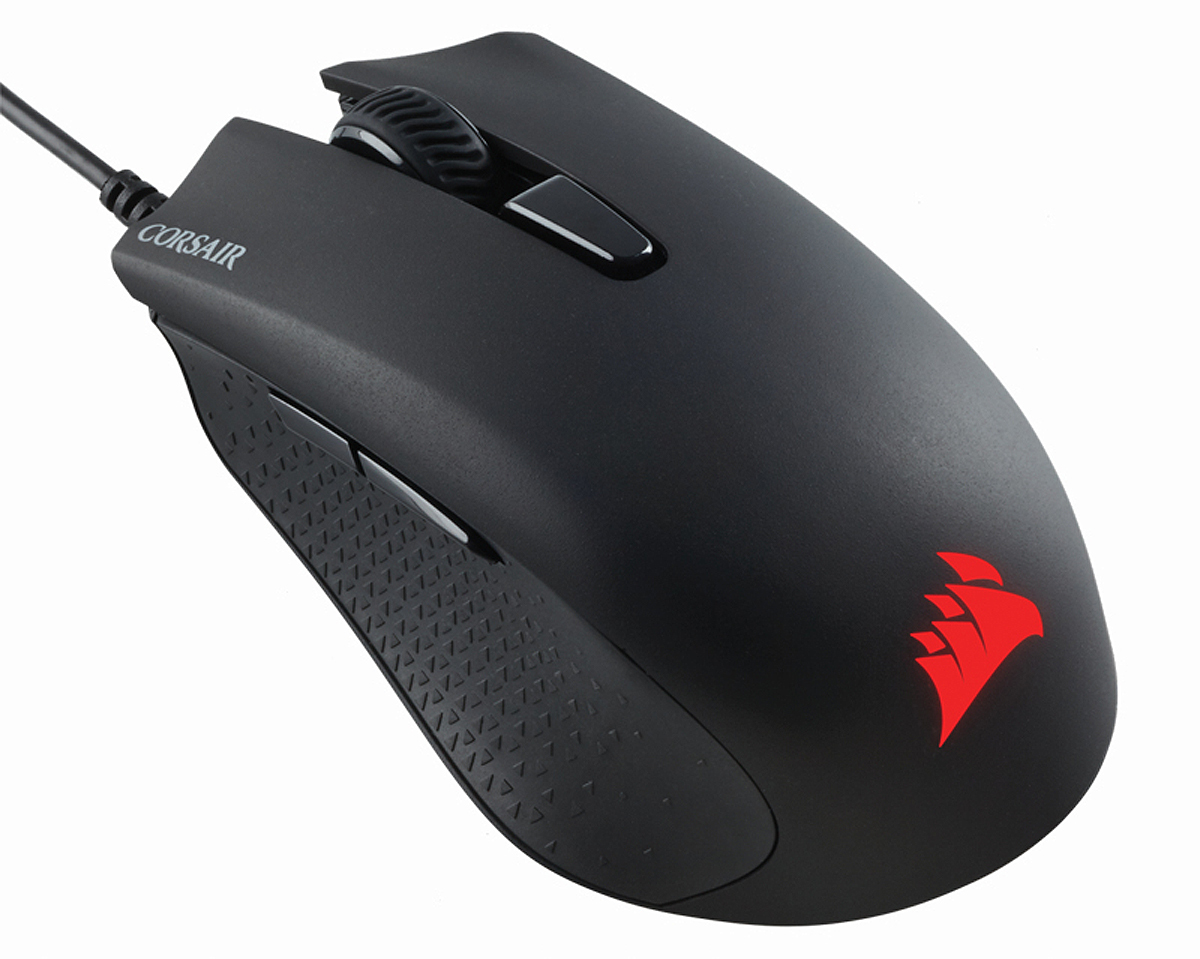 CORSAIR CH-9301011-EU HARPOON USB OPTICAL 6000DPI BLACK MICE