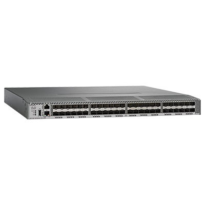 HPE K2Q16A STOREFABRIC SN6010C 12-PORT 16GB FIBRE CHANNEL SWITCH MANAGED NETWORK 1U METALLIC