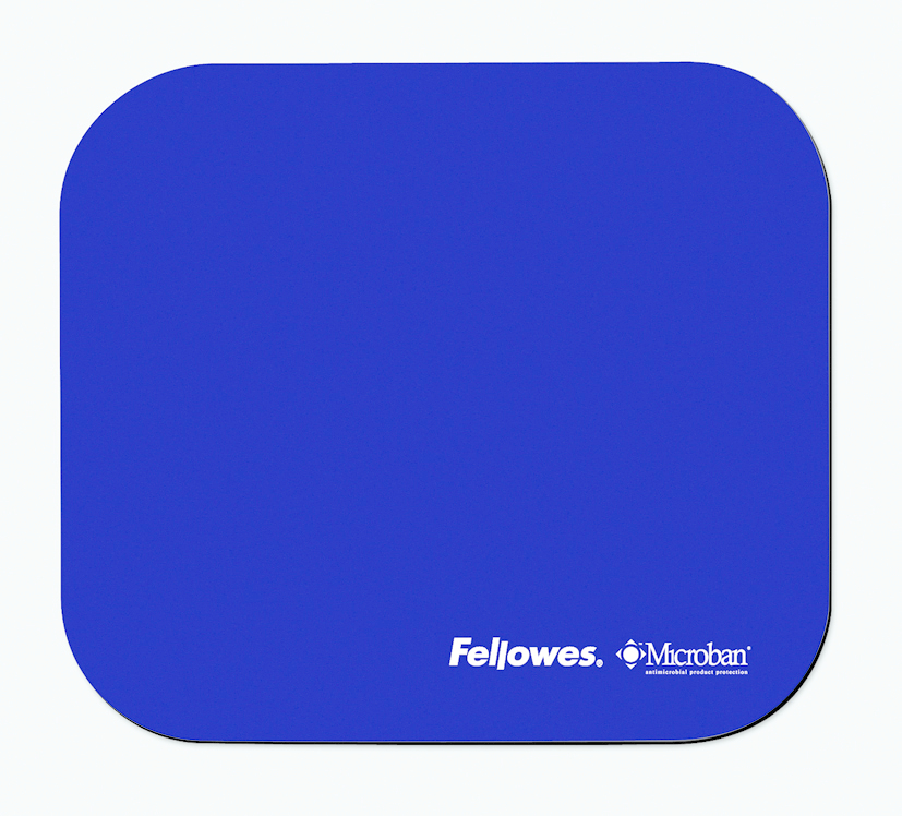 FELLOWES 5933805 MICROBAN BLUE