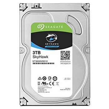 SEAGATE ST3000VX009 HDD 3000GB SERIAL ATA III INTERNAL HARD DRIVE