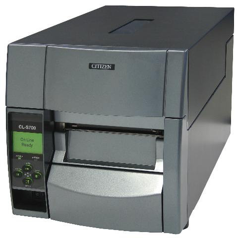CITIZEN 1000794 CL-S700R DIRECT THERMAL 203 X 203DPI LABEL PRINTER