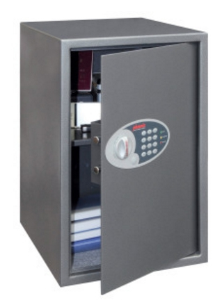 PHOENIX SS0805E STEEL GREY,STAINLESS SAFE