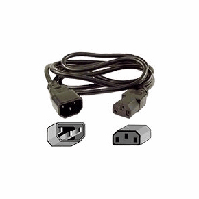 CISCO CAB-C15-CBN= CONNECT CABINET POWER CABLE BLACK 0.7 M