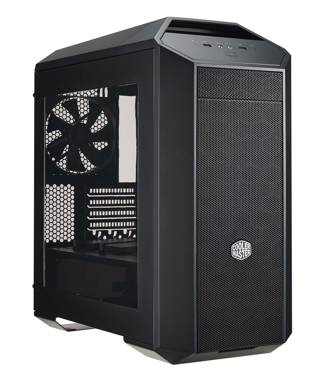 COOLER MASTER MCY-C3P1-KWNN MASTERCASE PRO 3 COMPUTER CASE MINI-TOWER BLACK
