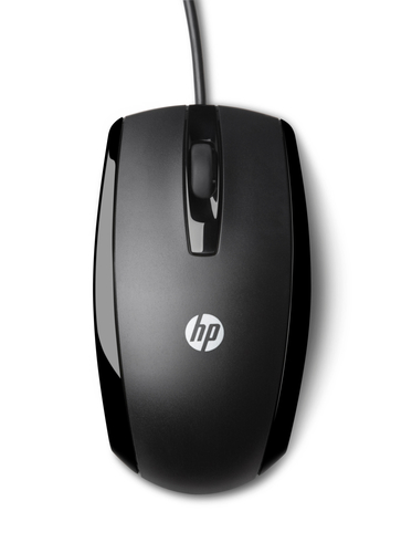HP MOUSE X500 USB OPTICAL