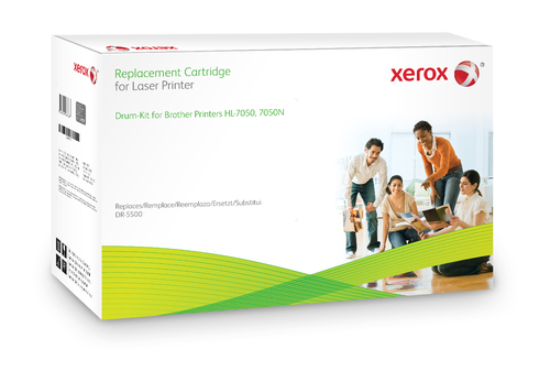 XEROX 003R99707 COMPATIBLE DRUM KIT, 40K PAGES @ 5% COVERAGE (REPLACES BROTHER DR5500)