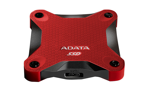 ADATA ASD600-256GU31-CRD SD600 256GB BLACK, RED