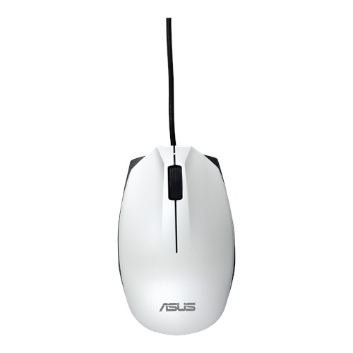 ASUS 90XB01EN-BMU030 UT280 USB OPTICAL 1000DPI AMBIDEXTROUS WHITE MICE