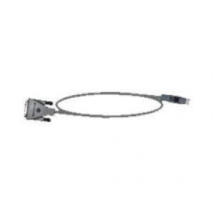 POLYCOM 2457-63542-001 SERIAL CABLE GREY 3 M 8-PIN MINI-DIN DB-9