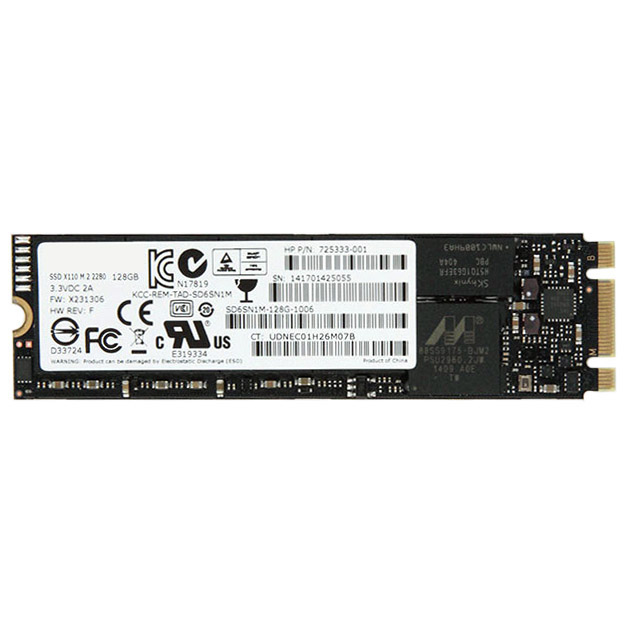 HP 766636-001 256GB M.2 SERIAL ATA III INTERNAL SOLID STATE DRIVE