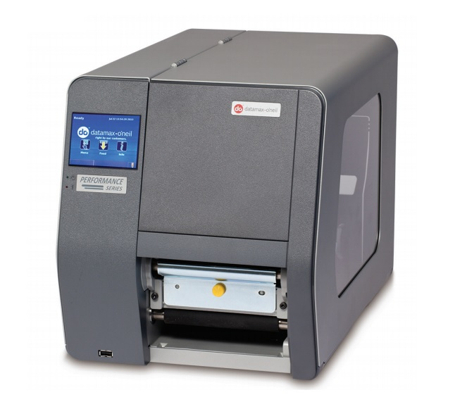 DATAMAX O'NEIL PBA-00-48000N04 P1175 DIRECT THERMAL / TRANSFER 300 X 300DPI LABEL PRINTER