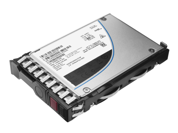 HPE 872505-001 INTERNAL SOLID STATE DRIVE 400 GB SAS 2.5