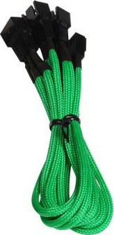 BITFENIX BFA-MSC-3F33F60GK-RP CABLE INTERFACE/GENDER ADAPTER 3-PIN 3 X BLACK, GREEN