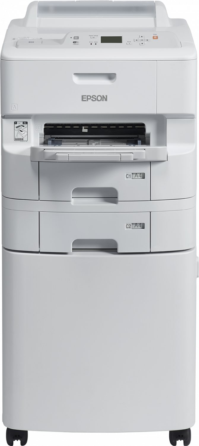 EPSON C11CD47301BS WORKFORCE PRO WF-6090D2TWC COLOUR 4800 X 1200DPI A4 WI-FI INKJET PRINTER