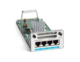 CISCO C9300-NM-4G= GIGABIT ETHERNET NETWORK SWITCH MODULE