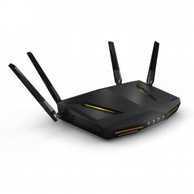 ZYXEL NBG6817-EU0101F ARMOR Z2 NBG6817 DUAL-BAND (2.4 GHZ / 5 GHZ) GIGABIT ETHERNET BLACK WIRELESS ROUTER