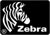ZEBRA 01600BK06045 WAX RIBBON 60MMX450M 1600 THERMAL
