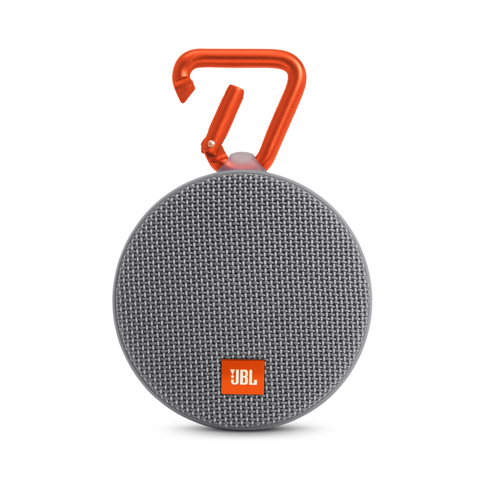 JBL JBLCLIP2GRYEU CLIP 2 MONO PORTABLE SPEAKER 3W GREY,ORANGE