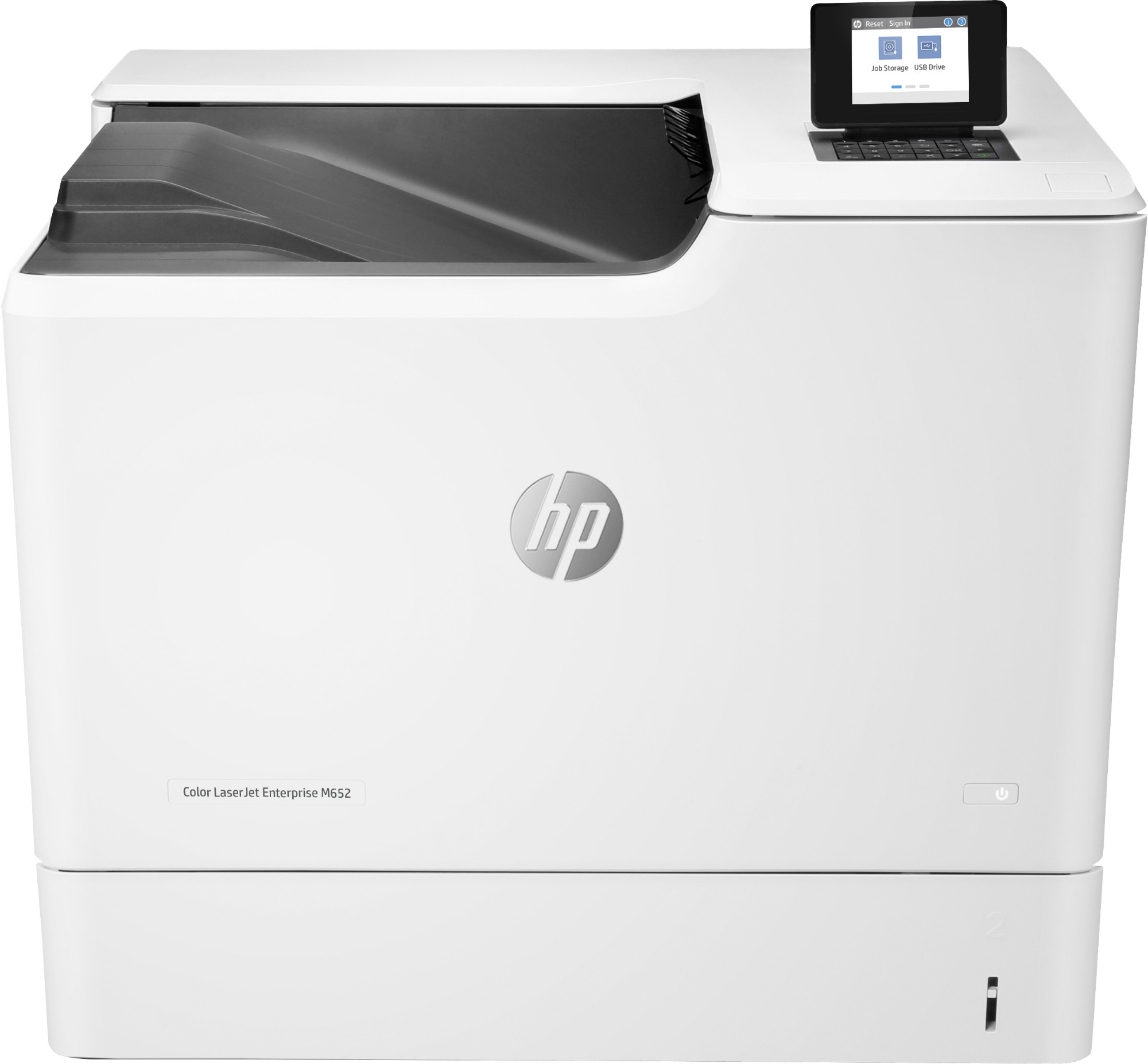 HP J7Z99A#B19 LASERJET ENTERPRISE M652DN COLOUR 1200 X 1200DPI A4 WI-FI