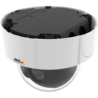 AXIS 01145-001 M5525-E IP SECURITY CAMERA INDOOR & OUTDOOR DOME BLACK, WHITE 1920X1080PIXELS
