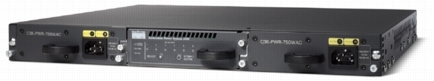 CISCO C3K-PWR-750WAC= POWER SUPPLY UNIT 750 W BLACK