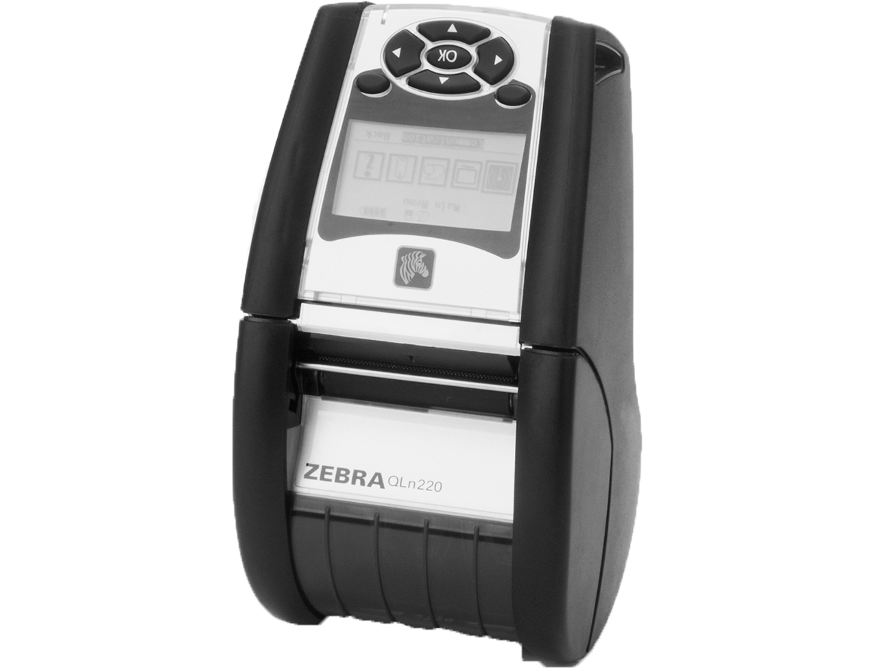 ZEBRA QN2-AUNAEMC0-00 QLN220 DIRECT THERMAL MOBILE PRINTER 203 X 203DPI