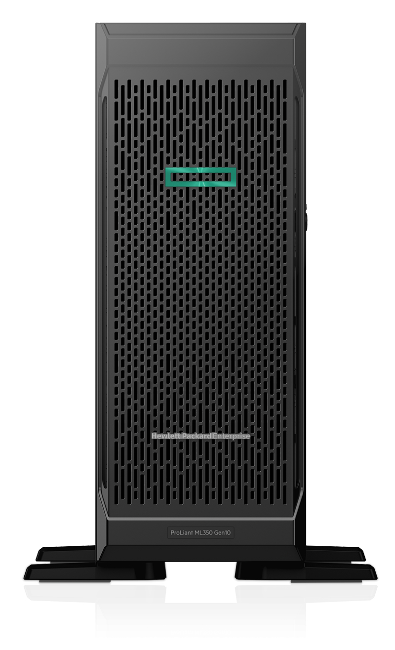 HPE 877622-421 PROLIANT ML350 GEN10 2.2GHZ 4114 800W RACK (5U) SERVER