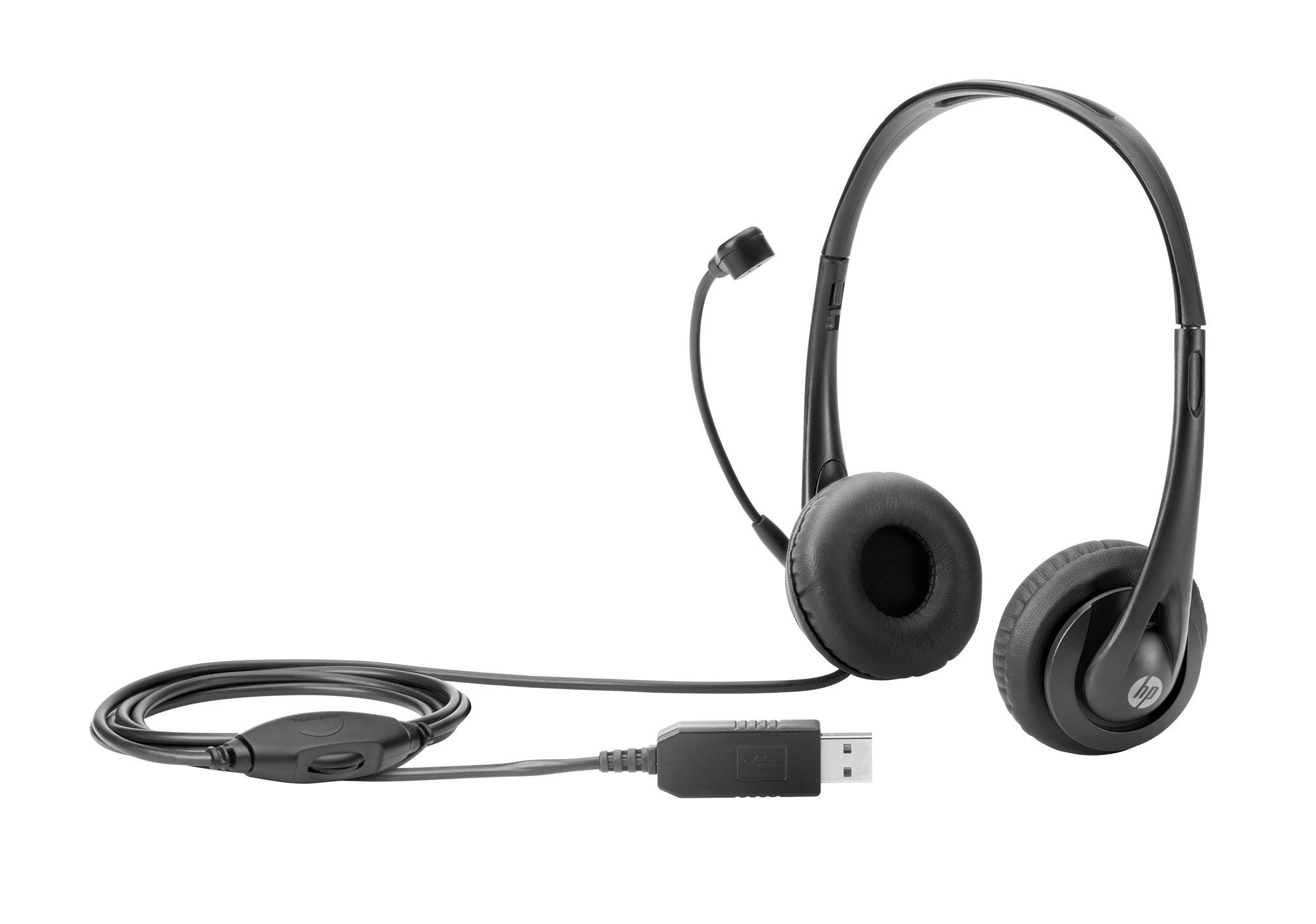 HP T1A67AA STEREO USB HEADSET