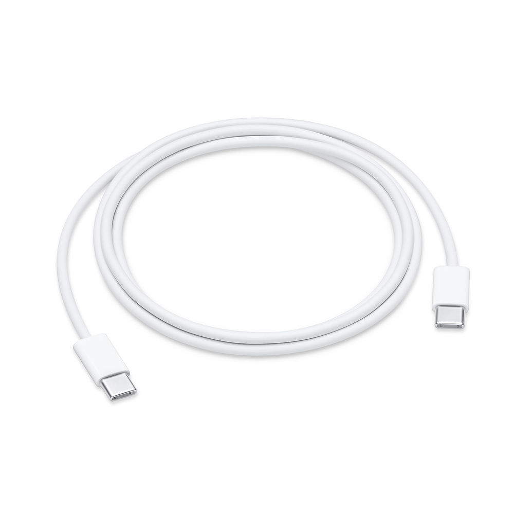 APPLE MUF72ZM/A USB CABLE 1 M C MALE WHITE